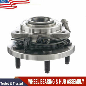 Front Wheel Hub Bearing Assembly Fits 2006 2010 Jeep Grand Cherokee Commander