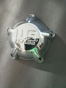 Us Mags Wheels Chrome Center Cap Dome Style Part Number 1002 13 1002 13p
