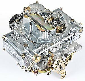 Holley 0 80457s 600 Cfm Carburetor