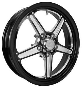 Billet Specialties Rsfb37456120 Street Lite Black Wheel Size 17 X 4 5 Rear