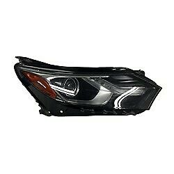 Gm2503470 Passenger Side Hid Headlight Assembly Fits 2018 2020 Chevy Equinox