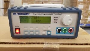Single Output Programmable Dc Power Supply used Bk Precision 9120