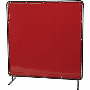 Klutch Portable Welding Screen 6ft X 6ft