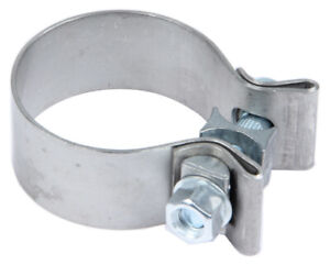 Pypes Performance Exhaust Ss Band Clamp 2 25 X 1in Each Hvc25