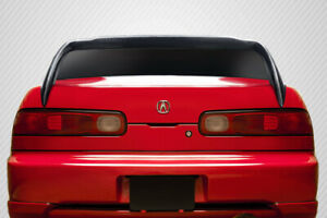 Carbon Creations Type M V1 Rear Wing Spoiler For 94 01 Acura Integra