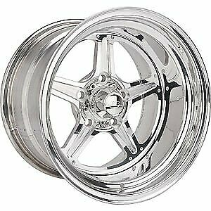 Billet Specialties Rs035106545n Street Lite Wheel Size 15 X 10 Rear Spacing