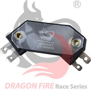 Dragon Fire Racing Performance Hei Distributor Ignition Module Fits All 4 Pin