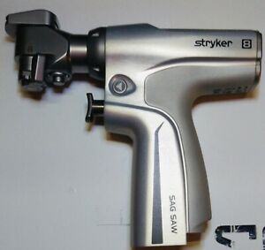 Stryker System 8 8208 Saggital Saw Oem In Very Good Working Condition