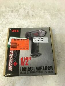 Nitrocat 1 2 In Extreme Power Compact Impact Wrench Model 1375 xl