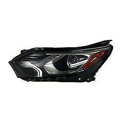 Gm2502470 Driver Side Hid Headlight Assembly Fits 2018 2020 Chevrolet Equinox