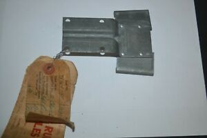 1958 Corvette Windshield Washer Tank Bracket Nos Sample From Trico Archives