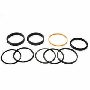 Hydraulic Seal Kit Loader Bucket Cylinder Compatible With John Deere 550 310d