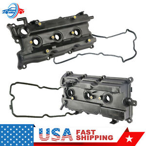 2 Valve Cover Gasket Set For 2002 2006 Nissan Murano Quest Altima Maxima 3 5l