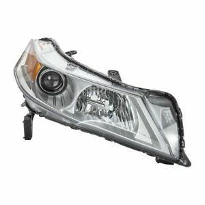 Passenger Right Hid Headlight Assembly Tyc 20 9071 01 For Acura Tl 2009 2011