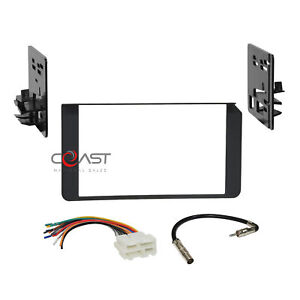 Metra Car Radio Stereo 2din Dash Kit Harness For 1995 up Gmc Cadillac Chevy Suv