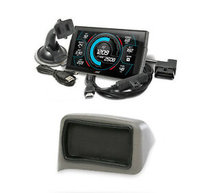 Edge Products Insight Cts3 Monitor Dash Pod For 1999 2004 Ford F Series