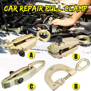 3 Ton 5 Ton Repair Pull Clamp Back Self tightening Grips Auto Body Frame