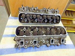 Jun 1961 1963 Oldsmobile Part V8 215 Cylinder Head S Cutlass