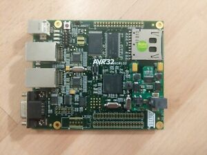 Avr32 Ngw100 Microcontroller Evaluation Kit Dual Ethernet Runs Linux