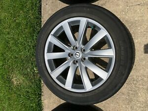 19 Volvo Xc90 Xc 90 2016 2017 2018 Factory Oem Wheels Rims And Tires With Tpms