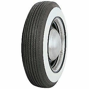 Coker Tire 54820 Coker Classic Wide Whitewall Bias Ply Tire