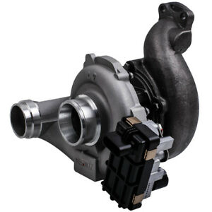 For Jeep Grand Cherokee 3 0 Om642 Turbo Turbocharger W Electronic Actuator