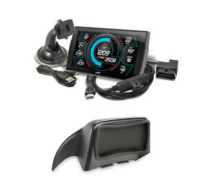 Edge Products Insight Cts3 Monitor Dash Pod For 2007 2013 Chevy Gmc Duramax