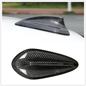 Real Carbon Antenna Shark Fin Cover Trim For Bmw F22 F23 F30 F32 M2 M3 M4 G30 Us