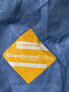 Kleenguard Ultra Coverall Protective Suits Brand New Lot Of 5 Free Shipping