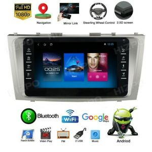 1gb 16gb Android 9 1 Car Gps Car Stereo For Toyota Camry 07 11 Radio Head Unit