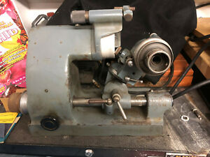 Machinist Tools Lathe Machinist Cutter Grinder Tool Grinder Deckel Frbk