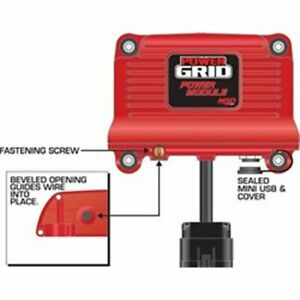 Msd Ignition 7764 Power Grid Power Module Can Be Used To Activate Fan Fuel Pump