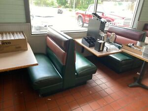 Restaurant Booth Seating