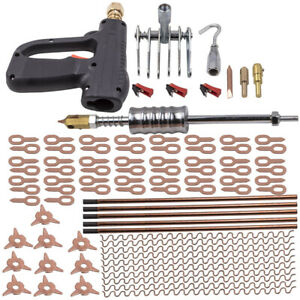 Stud Welder Dent Puller Kit Set Spot Welding Pulling System Auto Repair Tools