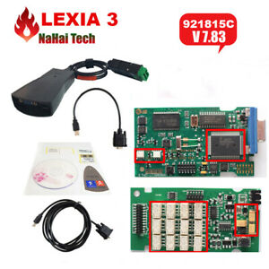 Lexia3 Pp2000 V48 With 921815c Firmware Lexia 3 Diagbox V7 83 With For Citroen