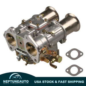 Carburetor For Dellorto Solex And Weber Side Draft Applications Engines 4l 6l V8