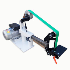 1 5kw 2 X 82 Multifunction Sander Knife Belt Grinder Machine 2 Hp Motor Polish