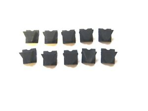 66 67 68 69 70 71 72 73 74 Charger Headliner Bow Retaining Retainer Clips