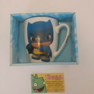 Cute Baby Batman Coffee Mug NEW in box DC comics