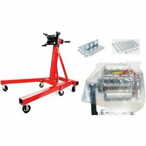 Jegs 80042k Engine Stand Kit Includes
