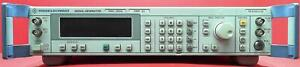 Rohde And Schwarz Smr20 Signal Generator To 20 Ghz