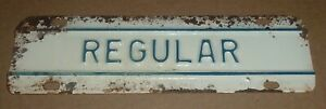 Regular Vintage License Plate Topper For Ford Gm Chevrolet Dodge