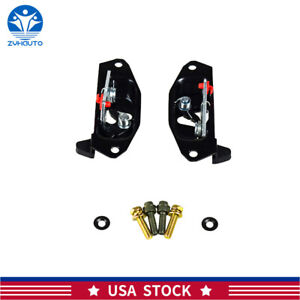 Tailgate Latch Lock Set For 1999 2007 Silverado Sierra 15921948 15921949 New