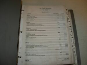 Case Ih 960 Turbo Trencher Service Manual Bur 6 43420