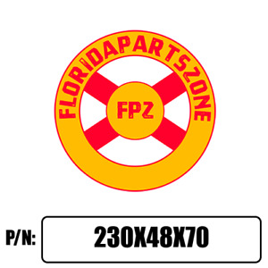 230x48x70 Fits Caterpillar With Free Shipping