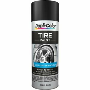 Duplicolor Tp101 Tire Paint
