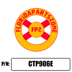 Ctp906e Fits Caterpillar With Free Shipping