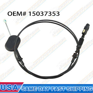 Automatic Transmission Gear Shifter Cable 15037353 For Chevy Silverado Sierra Us