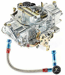 Holley 0 81770k 770cfm Street Avenger Carb Kit Includes