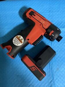 Snapon Cts761a 14 4 Volt 1 4 Micro Lithium Cordless Screwdriver W Battery New